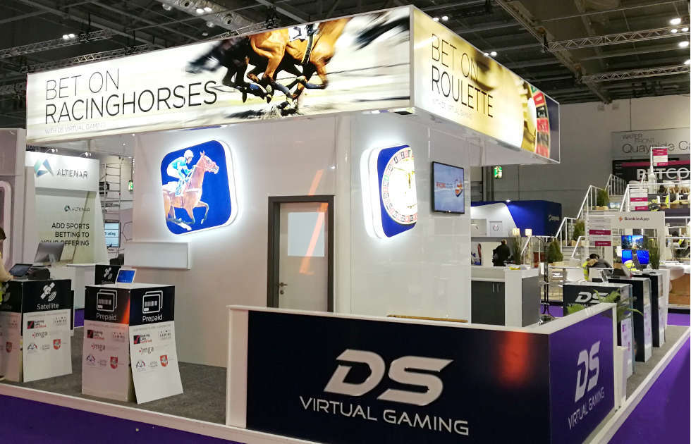 DS Virtual Gaming, Bet on Racinghorses 2018