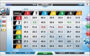 RACINGHORSES   Game Interface