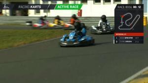 RACING KARTS, Race